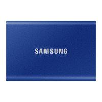 Samsung T7 Portable SSD - 2 TB - USB 3.2 Gen.2 External SSD Blue