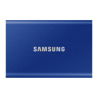 Samsung T7 Portable SSD - 500 GB - USB 3.2 Gen.2 External SSD Blue