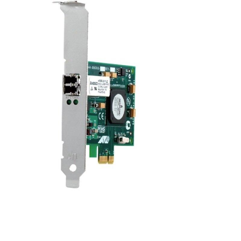Allied Telesis AT-2914SX/SC-901 - Gigabit Ethernet Card - TAA Compliant - PCI Express x1 - Optical Fiber