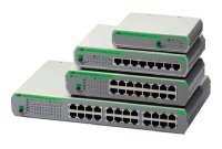 Allied Telesis AT-FS710/8-50 - Unmanaged Fast Ethernet Switch