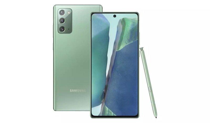Samsung Galaxy Note 20 256GB Smartphone - Green