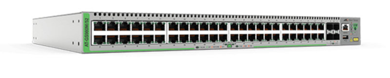 Allied Telesis AT-GS980M/52-50 - 48 Port - Managed Gigabit Ethernet Switch