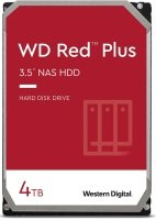"WD Red Plus 4TB 3.5"" SATA NAS Hard Drive - CMR"