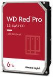 WD Red Pro NAS 6TB Hard Drive - CMR
