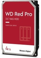 WD Red Pro 4TB NAS Hard Drive - (CMR)
