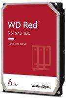 "WD Red 6TB 3.5"" SATA NAS Hard Drive - (SMR)"