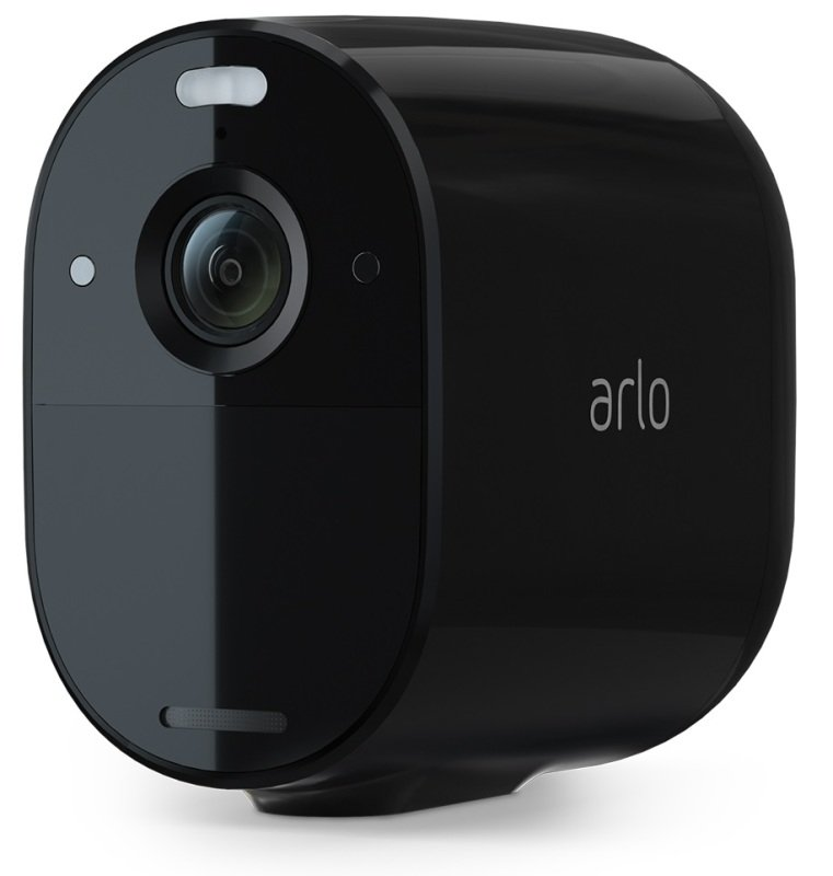 Arlo Essential Spotlight CCTV Camera system | Wireless WiFi, 1080p Video, Color Night Vision, 2-Way Audio, 6-Month Battery Life, Motion Activated, Direct to WiFi, No Hub Needed, VMC2030