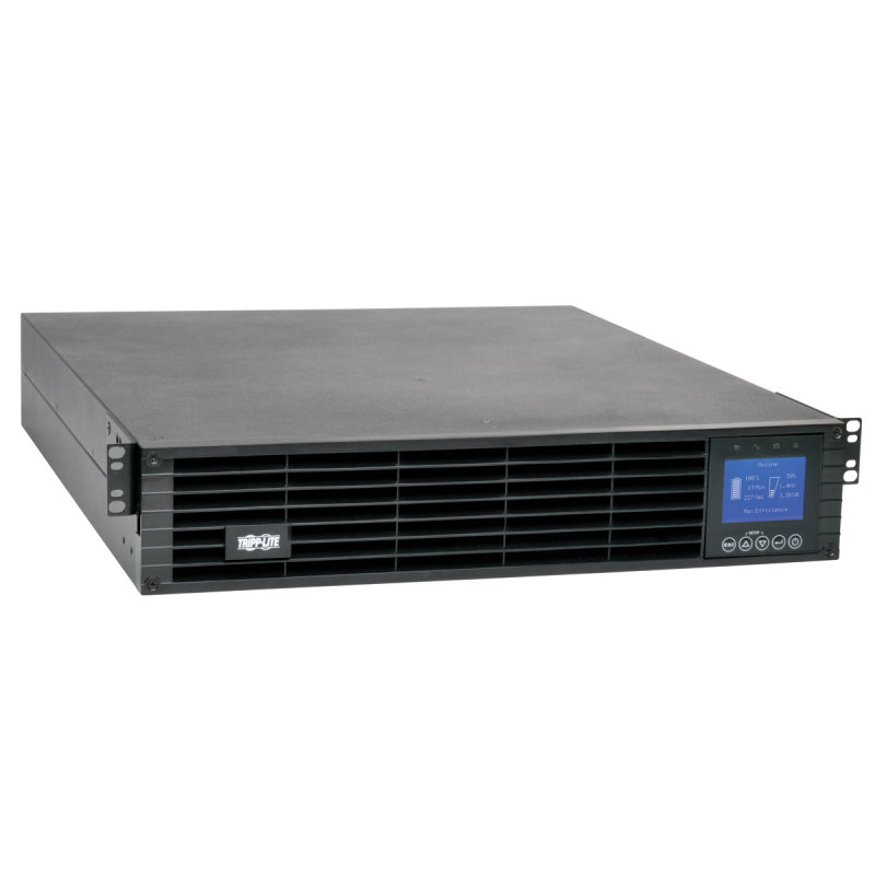 Tripp Lite SmartOnline SUINT3000LCD2U - Double-Conversion UPS - 2U Rack/Tower