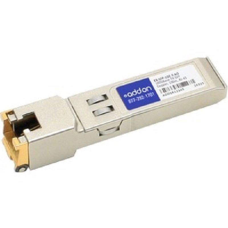 AddOn Networks EX-SFP-1GE-T-AO - Network Transceiver Module - 1000 Mbit/s