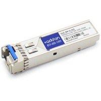 AddOn Networks GLC-BX-U-AO - Network Transceiver Module - Fiber optic - 1000 Mbit/s SFP - 1490 nm