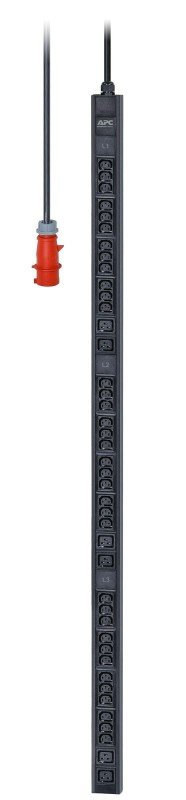 APC by Schneider Electric EPDU1216B - Power Distribution Unit (PDU) - 42 AC outlets