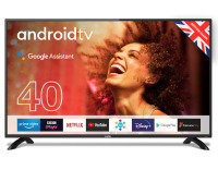 "Cello C4020G 40"" Smart Android TV with Google Assistant and Freeview Play"