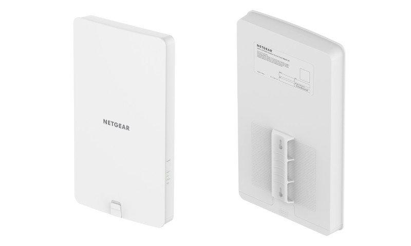 Netgear WAX610Y-100EUS - High-Performance/High-Density Cloud Managed WiFi 6 SMB Outdoor Access Point
