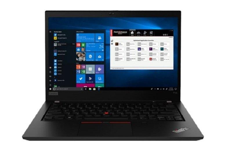 """Lenovo ThinkPad P14s Gen 1 Core i5 8GB 256GB SSD Quadro P520 14"""" Win10 Pro Mobile Workstation"""