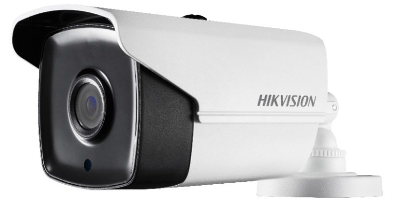 Hikvision Turbo HD Pro Series 2 MP Ultra Low Light PoC Fixed Bullet Camera - 2.8mm