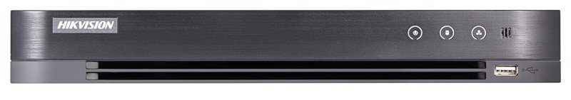 Hikvision Turbo HD Pro Series 16 Channel 5MP 1U H.265 PoC DVR