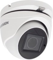 Hikvision Turbo HD Value Series 5 MP PoC Motorized Varifocal Turret Camera - 2.8mm to 12mm