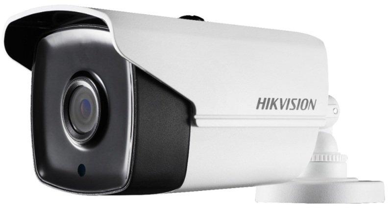 Hikvision Turbo HD Value Series 5 MP POC Fixed Bullet Camera - 2.8mm