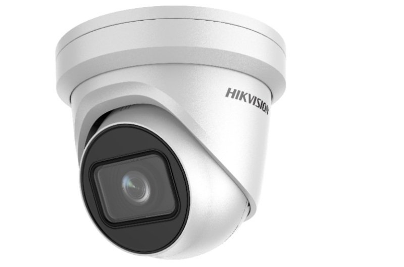 Hikvision Pro Series EasyIP 4MP DarkFighter Varifocal Turret Network Camera - 2.8mm to 12mm