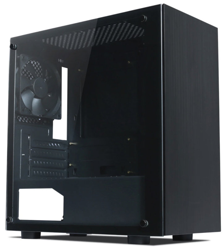Tecware Nexus M - Mini Tower Black