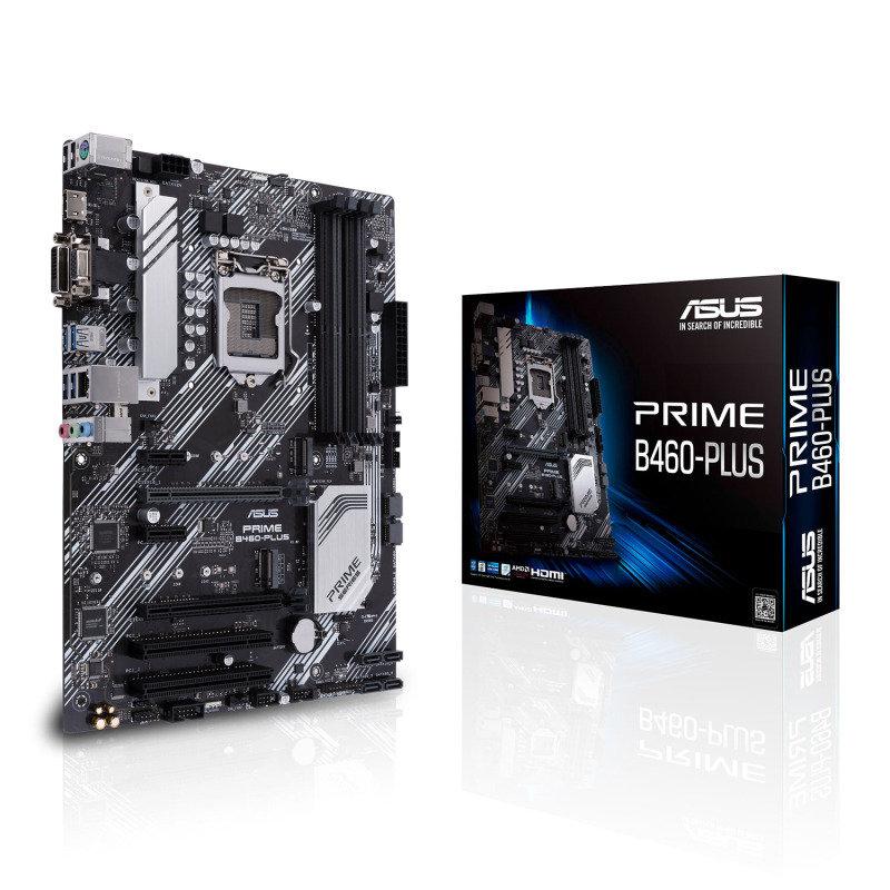 ASUS PRIME Intel B460-PLUS 10th Gen ATX Motherboard