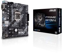 ASUS Prime H410M-A Intel Socket 1200 mATX Motherboard