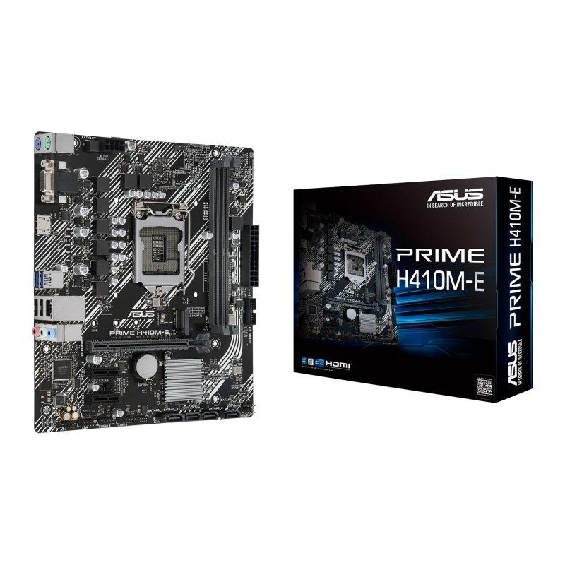 ASUS Intel H410 PRIME mATX Motherboard