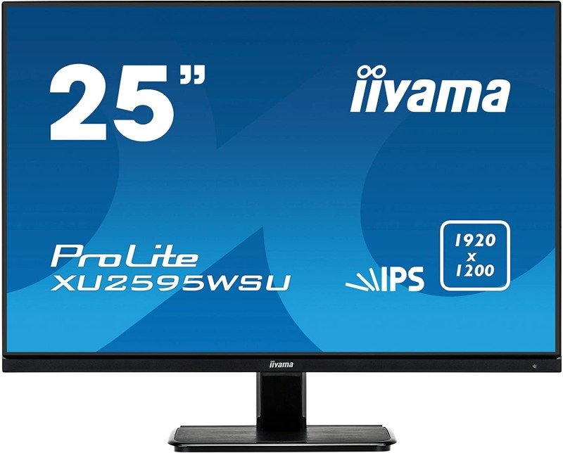 iiyama ProLite XU2595WSU-B1 25'' IPS LED Monitor