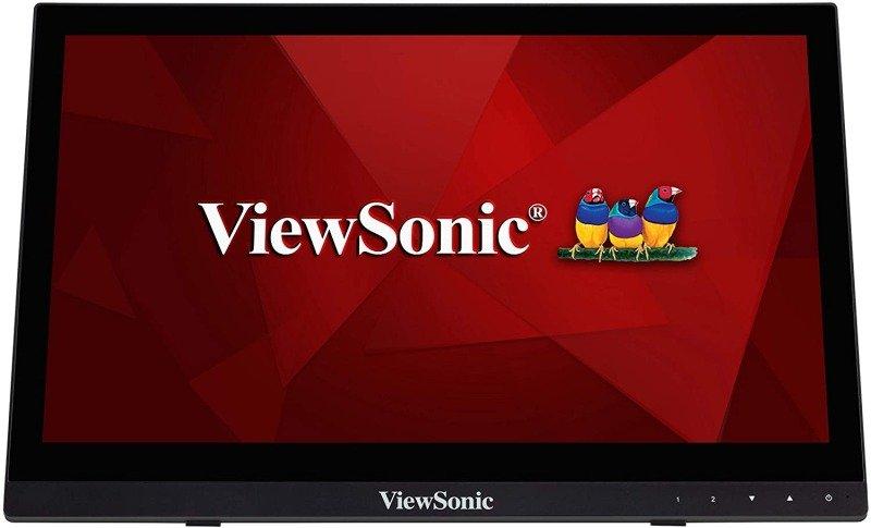 ViewSonic TD1630-3 16'' TN LEDTouchscreen Monitor
