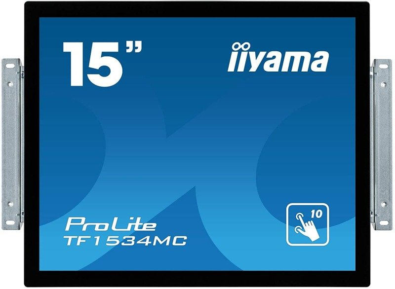 iiyama ProLite TF1534MC-B6X 15'' TN Touchscreen LED Monitor