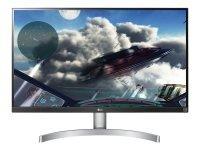 LG 27UL600-W 27'' 4K IPS LED Monitor