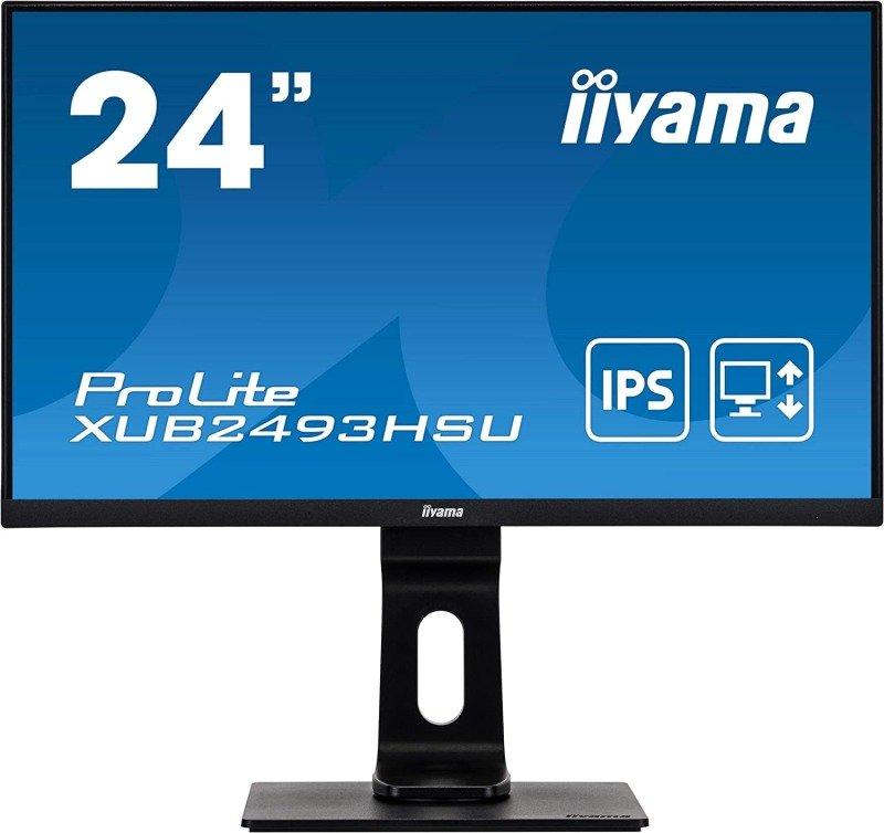 iiyama ProLite XUB2493HSU-B1 24'' IPS Full HD Monitor