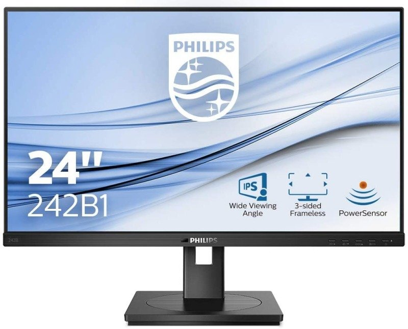 Philips 242B1 24'' IPS Full HD Monitor