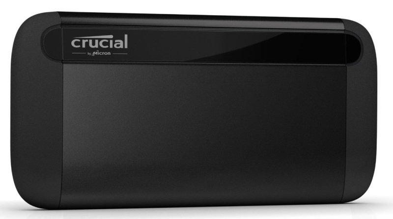 Crucial® X8 Portable SSD - 2TB