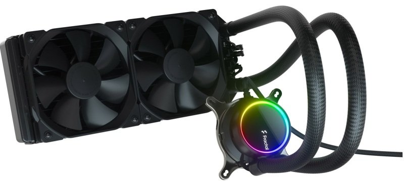 Fractal Design Celsius+ S24 Dynamic 240mm All-in-One Liquid CPU Cooler
