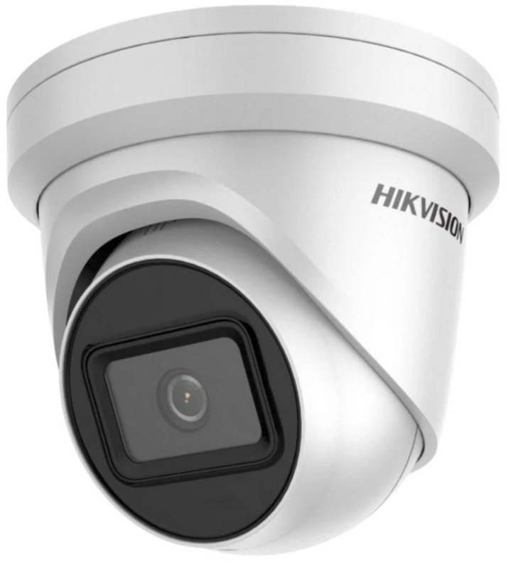 Hikvision Pro Series EasyIP 6 MP DarkFighter Varifocal Turret Camera - 2.8mm to 12mm