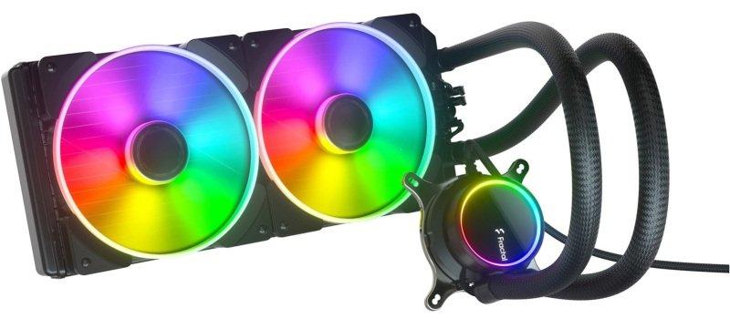 Fractal Design Celsius+ S28 Prisma 280mm All-in-One Liquid CPU Cooler