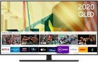 """Samsung QE55Q70T 55"""" 4K Ultra HD Smart QLED TV"""