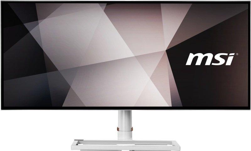 Image of MSI Prestige PS341WU 34'' 5K WUHD IPS Monitor