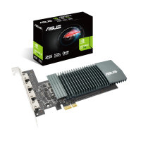 EXDISPLAY ASUS GeForce GT 710 2GB 4 x HDMI Graphics Card
