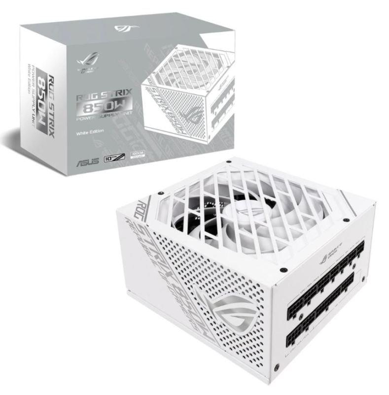 ASUS ROG Strix 850W White Edition Gold Modular PSU / Power Supply