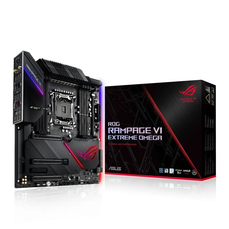 ASUS ROG RAMPAGE VI EXTREME OMEGA E-ATX Motherboard