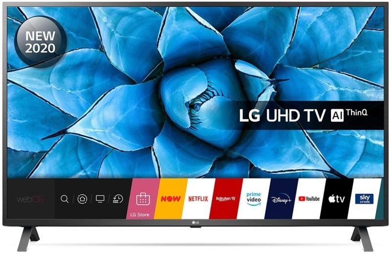 "LG 50UN73006LA 50"" 4K Ultra HD Smart LED TV"