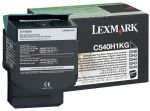Lexmark C540H1KG Black High Yield Toner - 2500 Pages