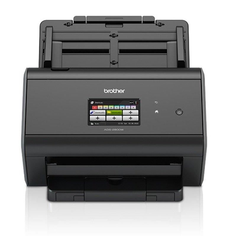 EXDISPLAY Brother ADS-2800W Wireless Scanner