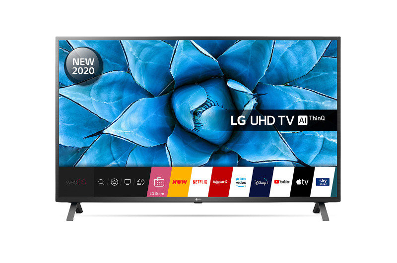 "LG 55UN73006LA 55"" 4K Smart Ultra HD TV"