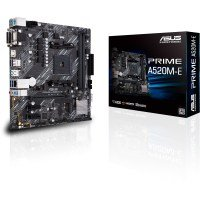 ASUS Prime A520M-E AMD Socket AM4 mATX Motherboard