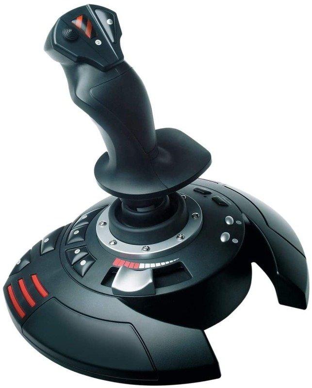 Thrustmaster T-Flight Stick X - Joystick - 12 button - for PC