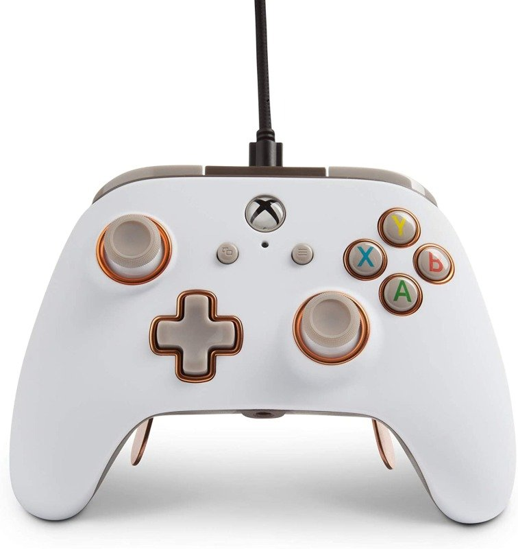 FUSION Pro Wired Controller For Xbox One -White