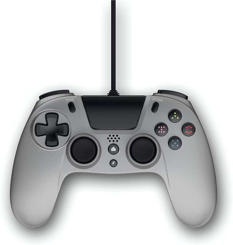 Image of Vx-4 Wired Controller Ps4 Titanium (6/24)